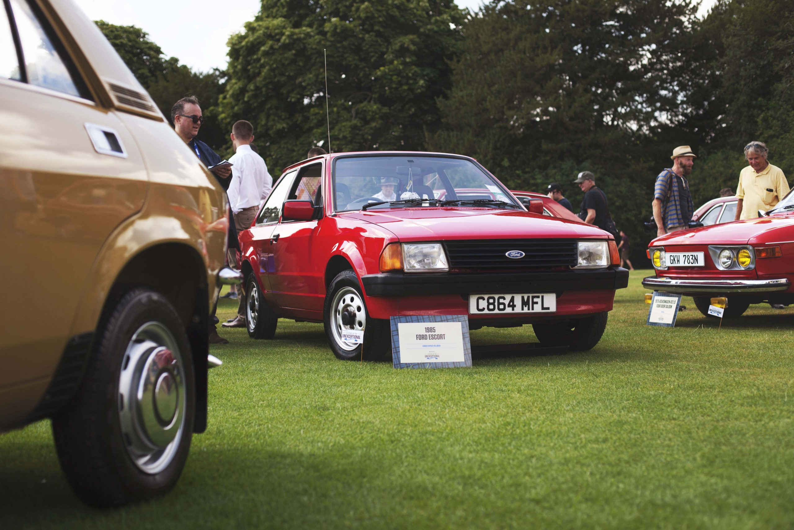 Hagerty's Festival of the Unexceptional 2018