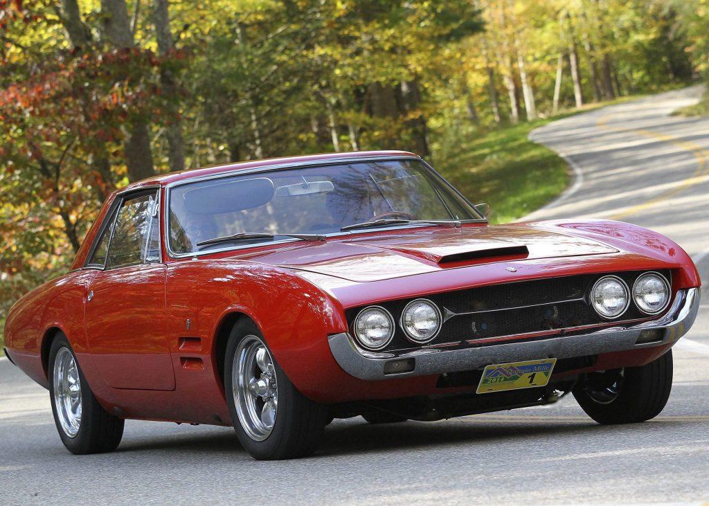 1966 Ghia 450 SS (Credit Jim MacDougald)
