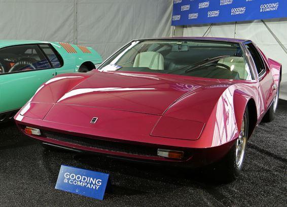 1970 Monteverdi Hai 450 SS (Credit John Wiley)