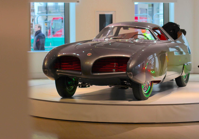 Trinity: Alfa Romeo BAT Cars