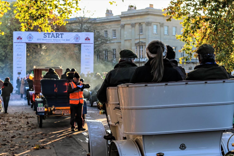 Hagerty's Bucket List: London to Brighton Veteran Car Run