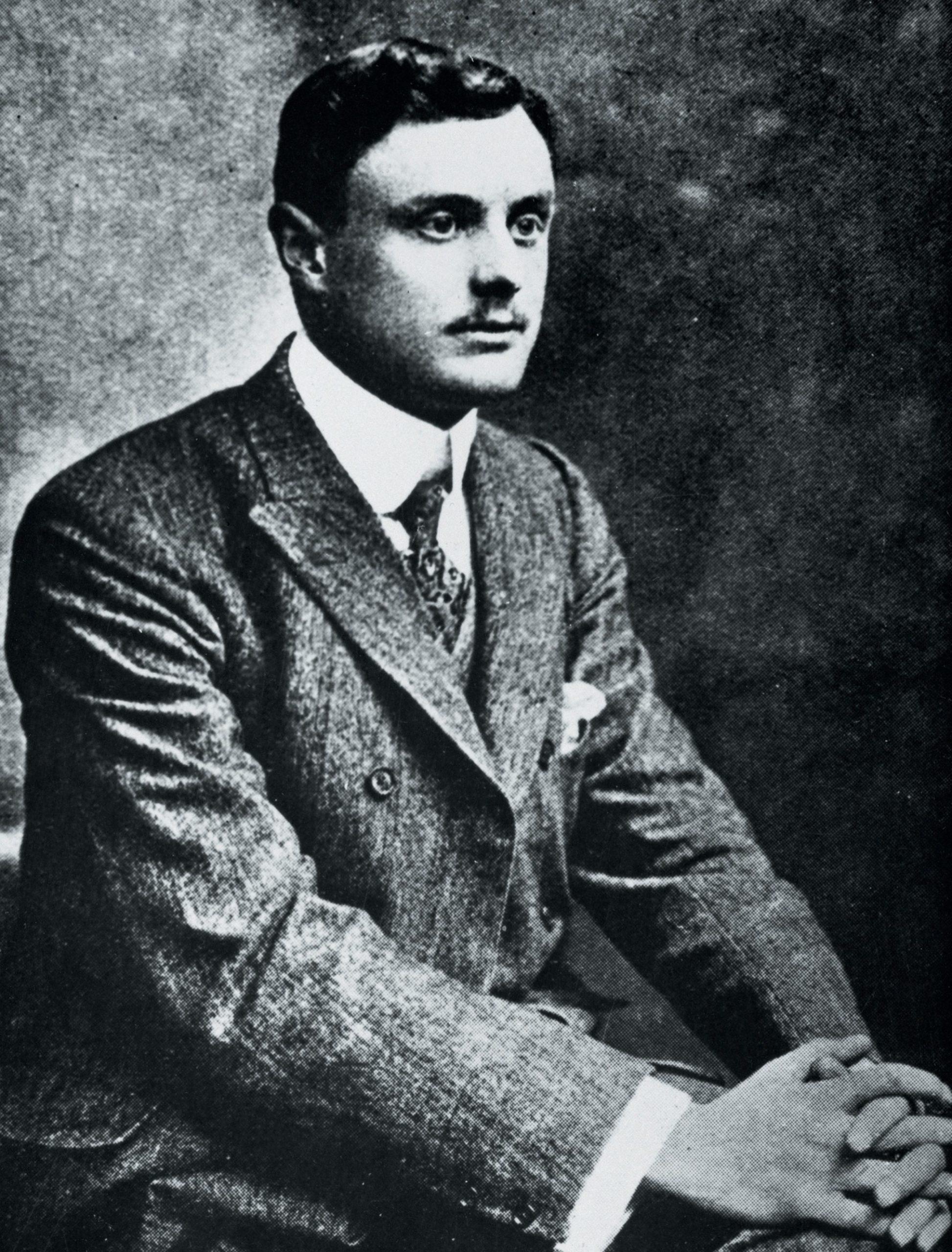 Charles Rolls: True Pioneer