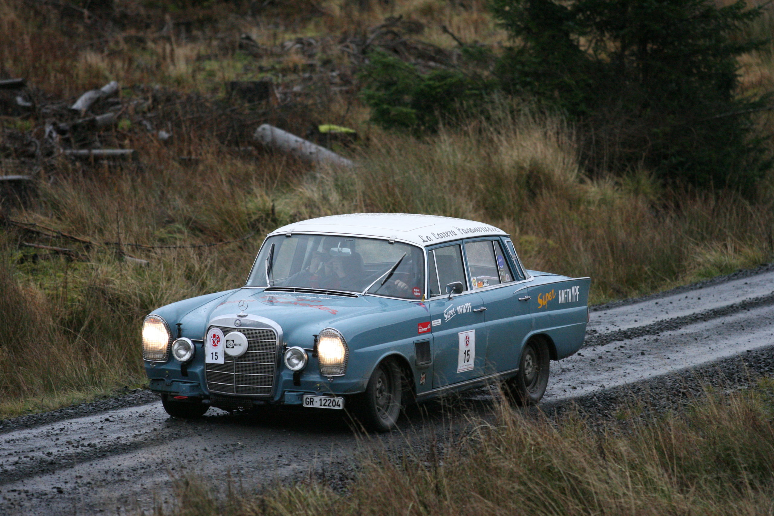 The Historic Endurance Rally Organisation