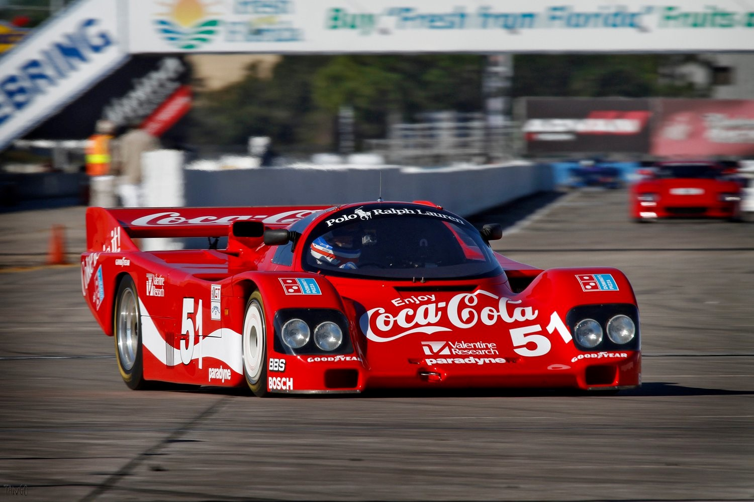Ode to the 962