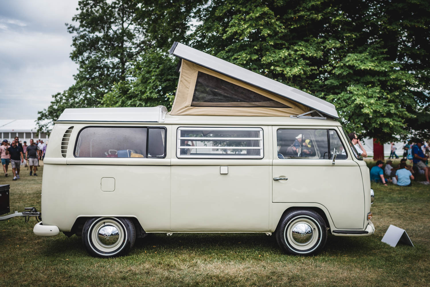 Stars in your eyes: How to buy a classic camper van