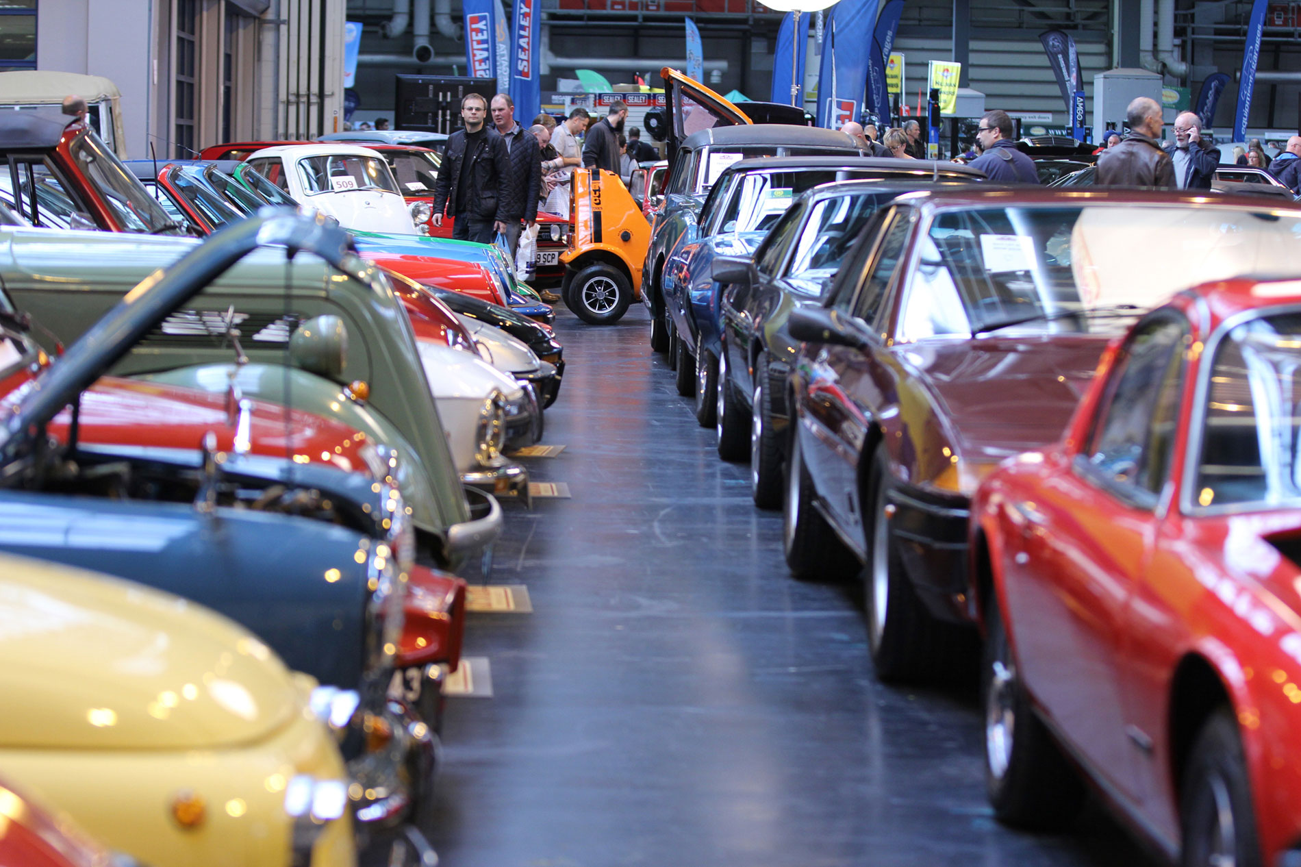 How the classic car market is responding during lockdown