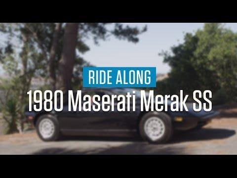 1980 Maserati Merak SS