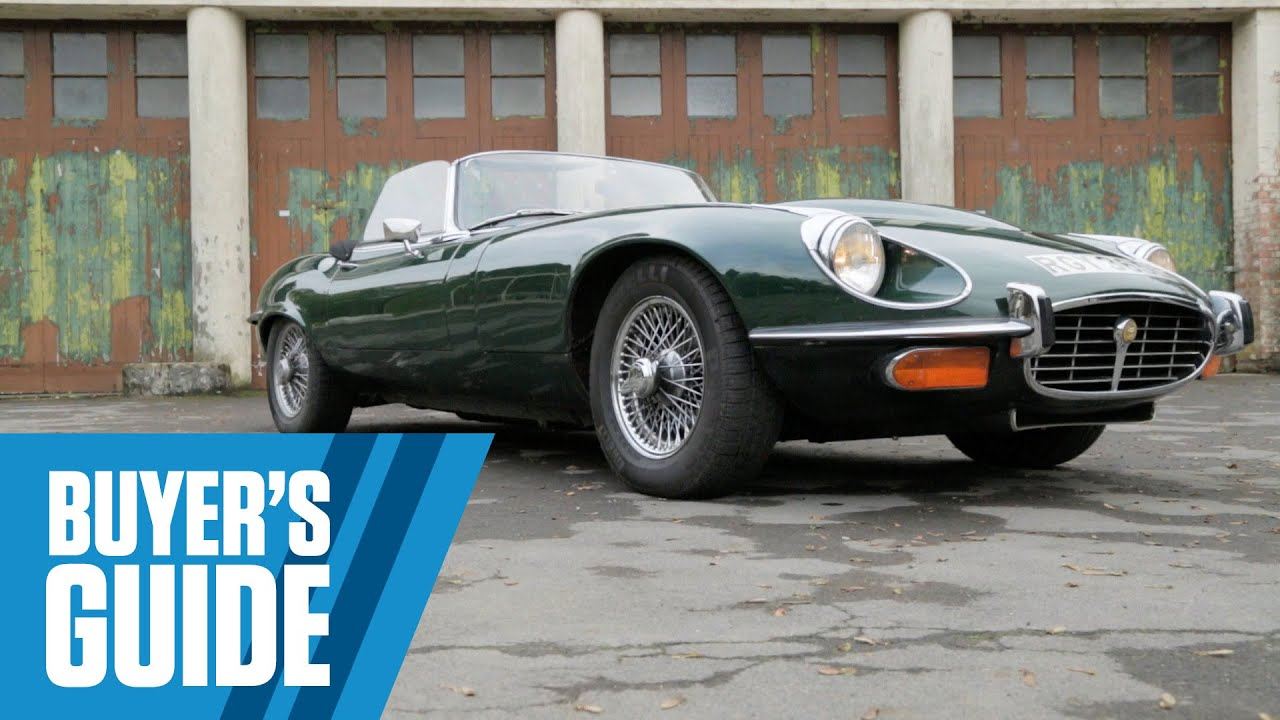 Jaguar E-Type Buyer's Guide