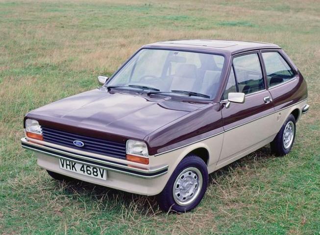 Ford Fiesta £1500 classic