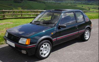 Peugeot 205 is a £1500 classic
