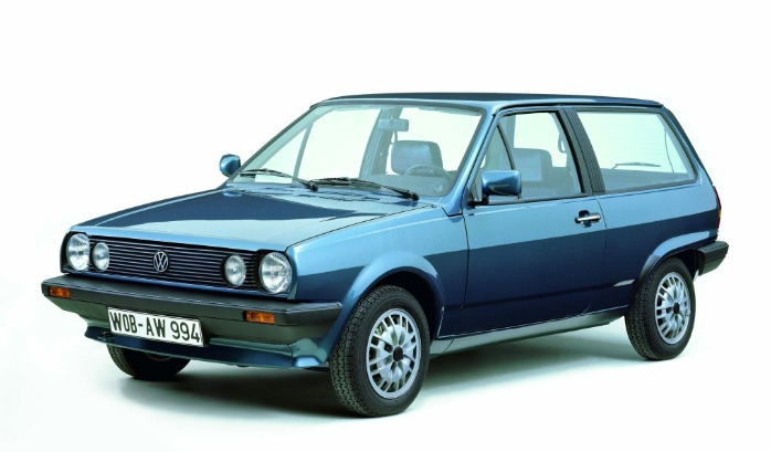 VW Polo Formel E breadvan is a £1500 classic