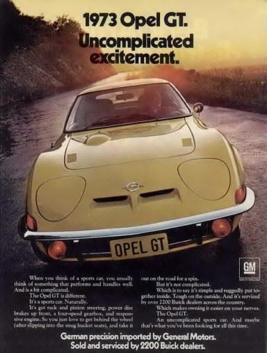 Buyers Guide: Opel GT