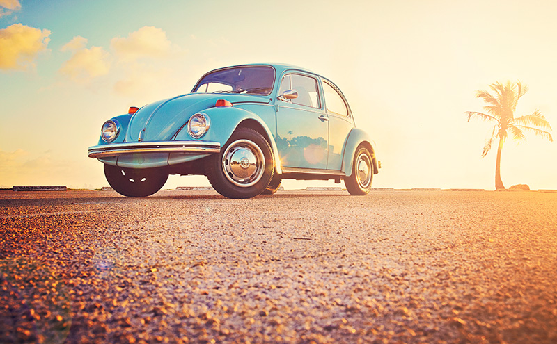 21 million and counting, the VW Beetle was a smash hit (Photo: Carol Gould)