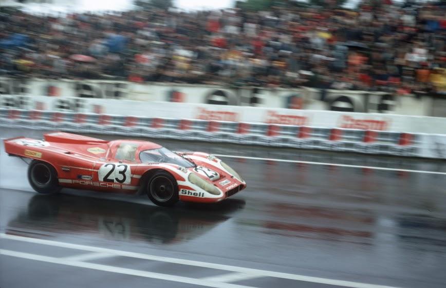 Porsche 917-23, Zuffenhausen's First Winner at Le Mans