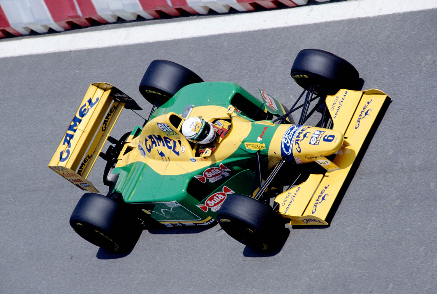 The need for speed: buying a classic Formula 1 car