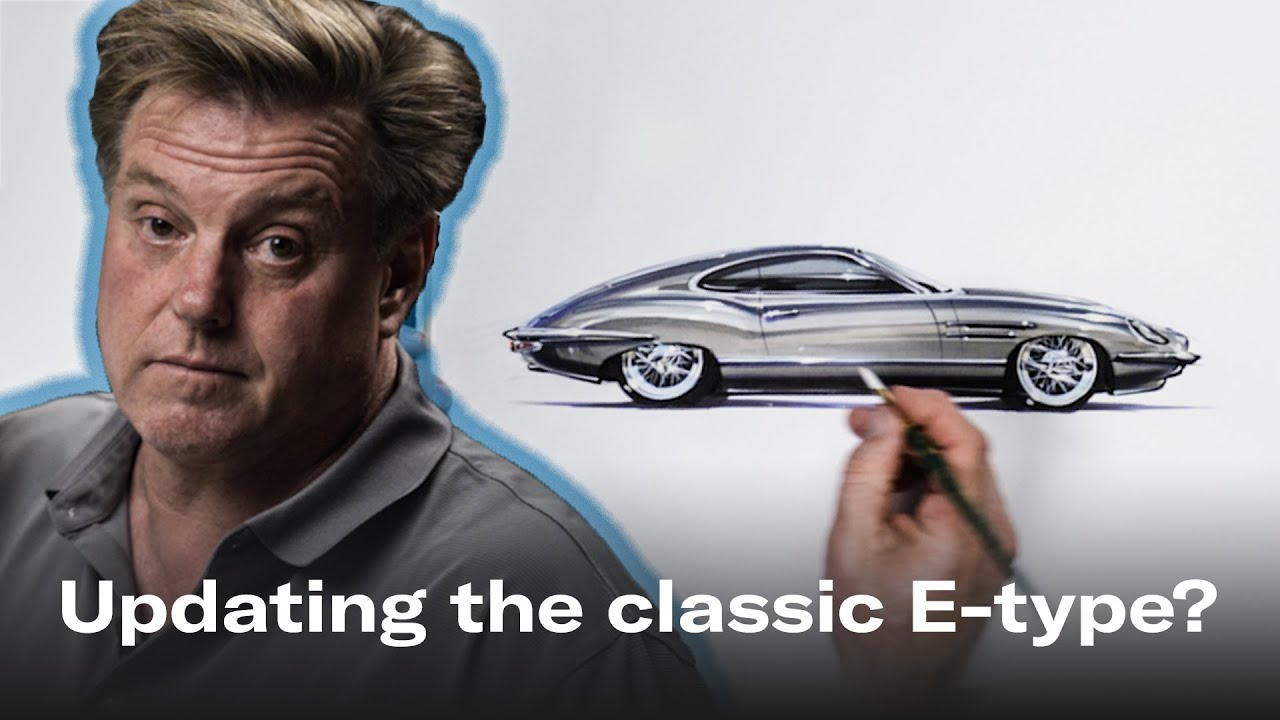 Can one of America's best-known custom car builders improve the Jaguar E-Type?
