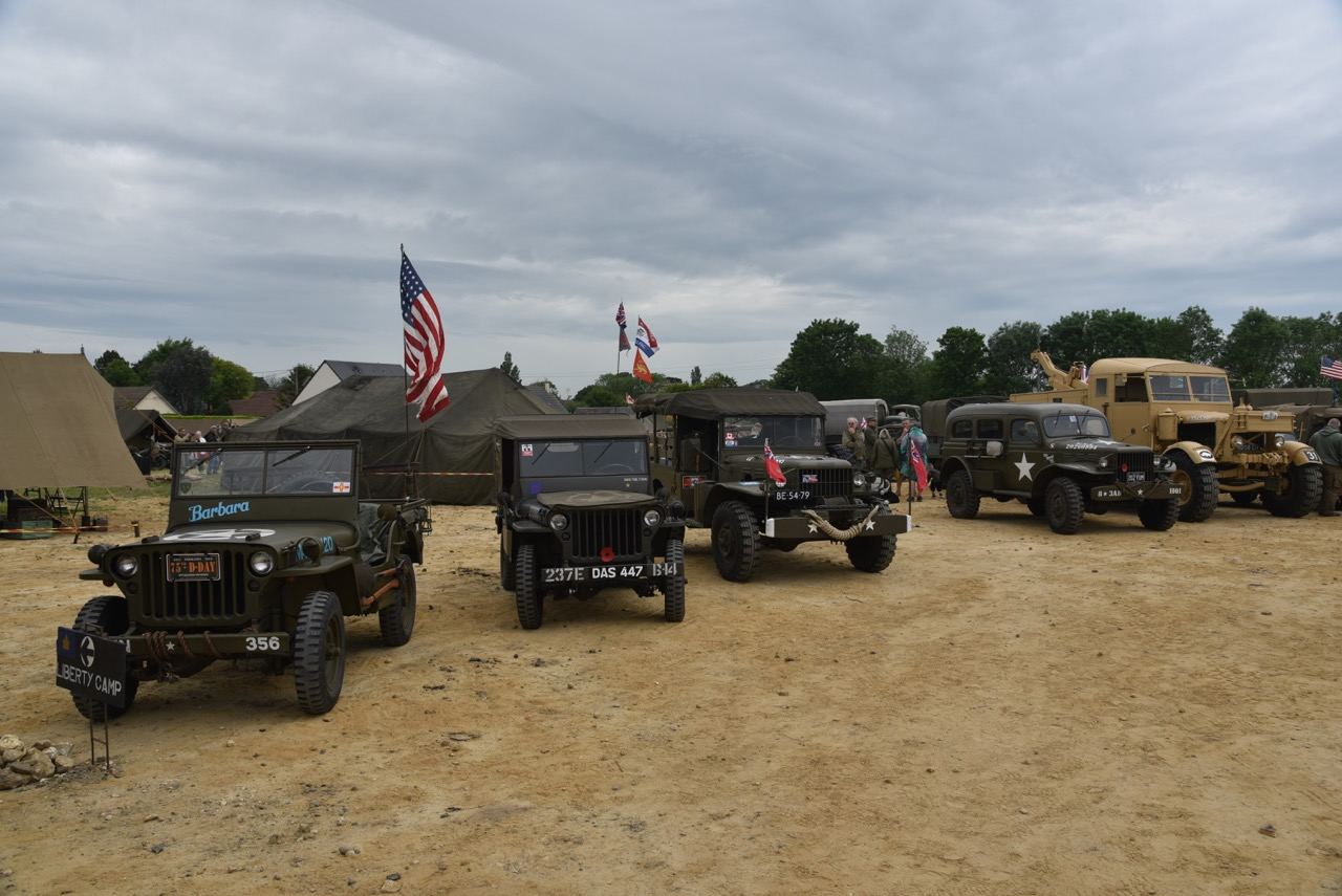 Hagerty's Willys MB rolls for the D-Day 75th Anniversary
