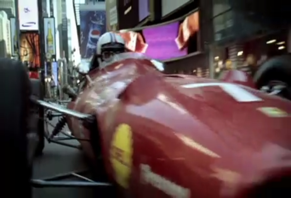 70 Years of Formula One: Watch the Top 10 greatest F1 TV ads