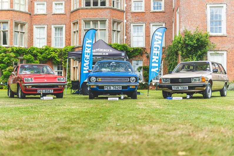 Hagerty's Festival of the Unexceptional 2019