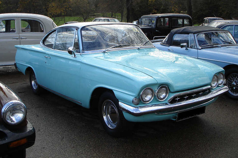 Baby boomer cars vs. 30- and 40-something cars
