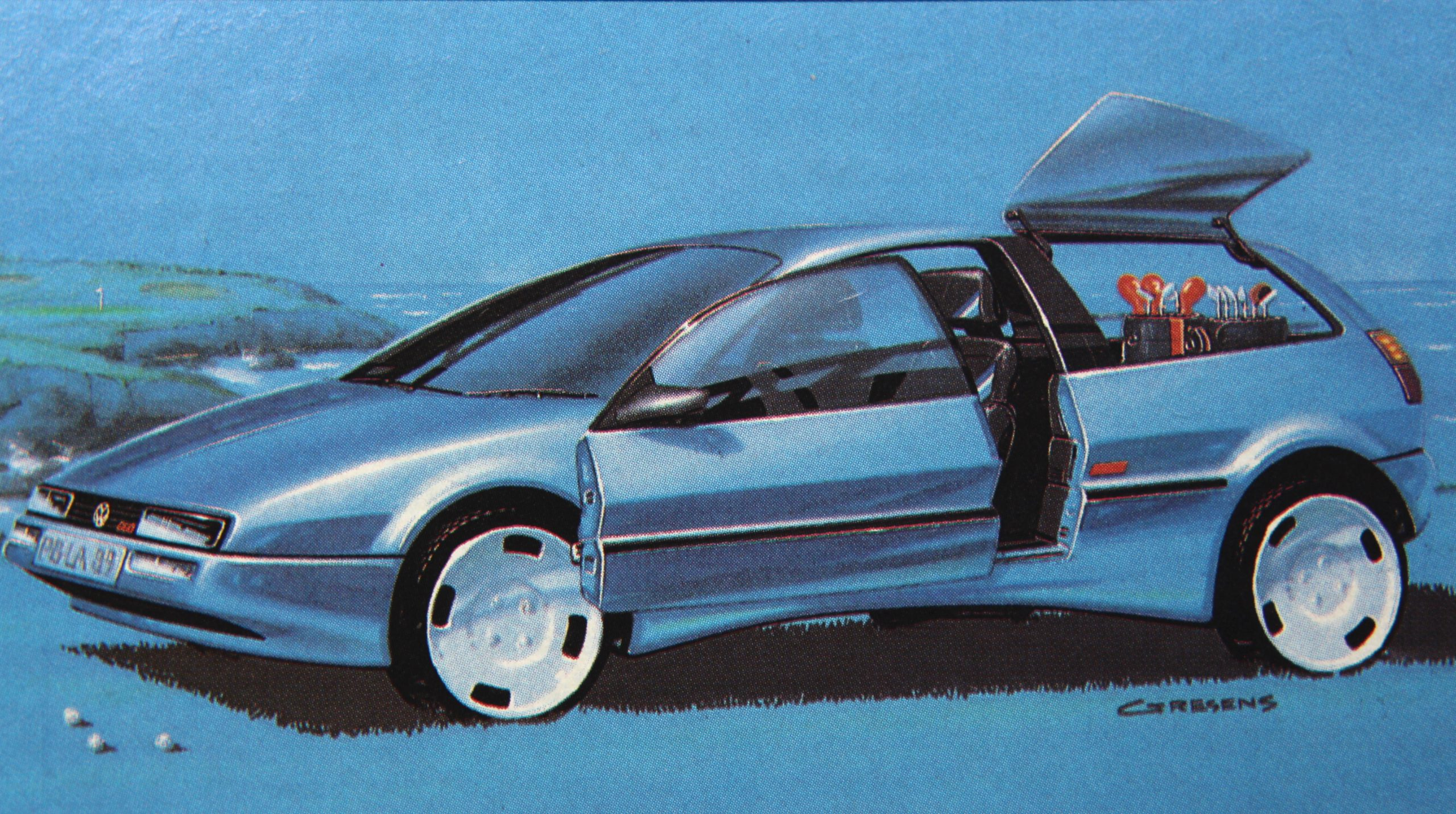 Whatever happened to the car of the future?