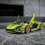 Lego's most expensive car set is a… Lamborghini