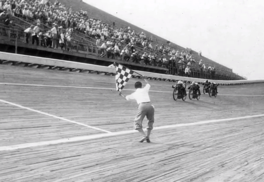 Murderdromes: the sobering history of board track racing