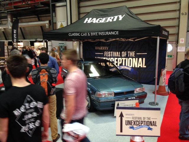 NEC 2014: Everyday cars steal the show