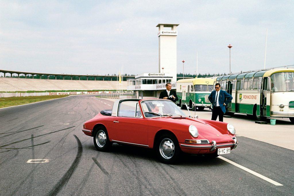 Original Porsche 911 Targa