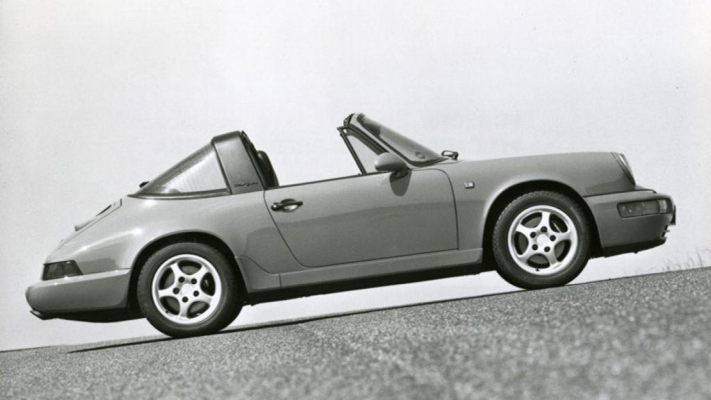 Porsche 911 Targa 964
