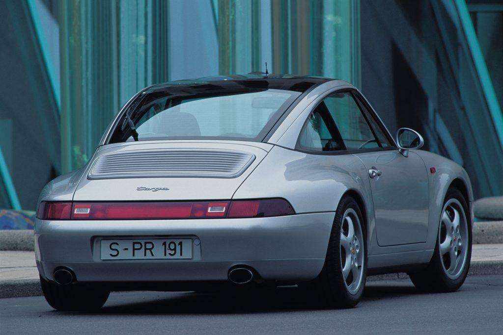 Porsche 911 Targa 993