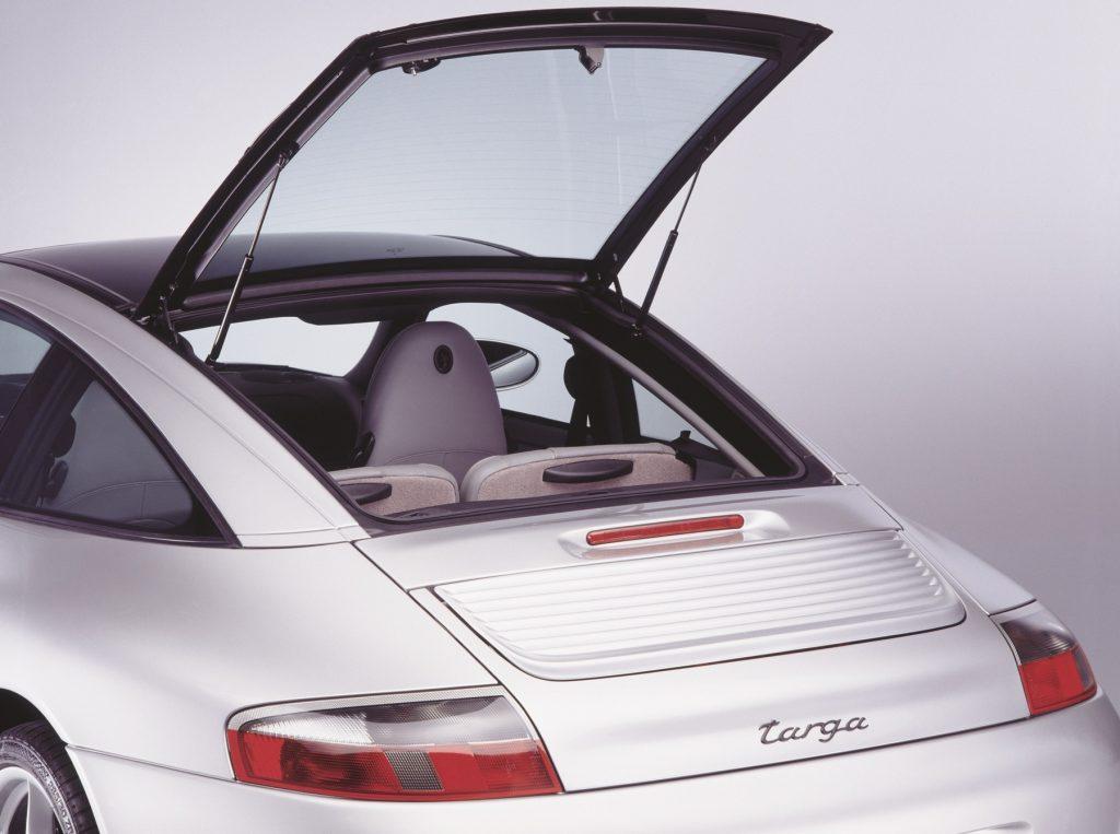 Porsche 911 Targa 996