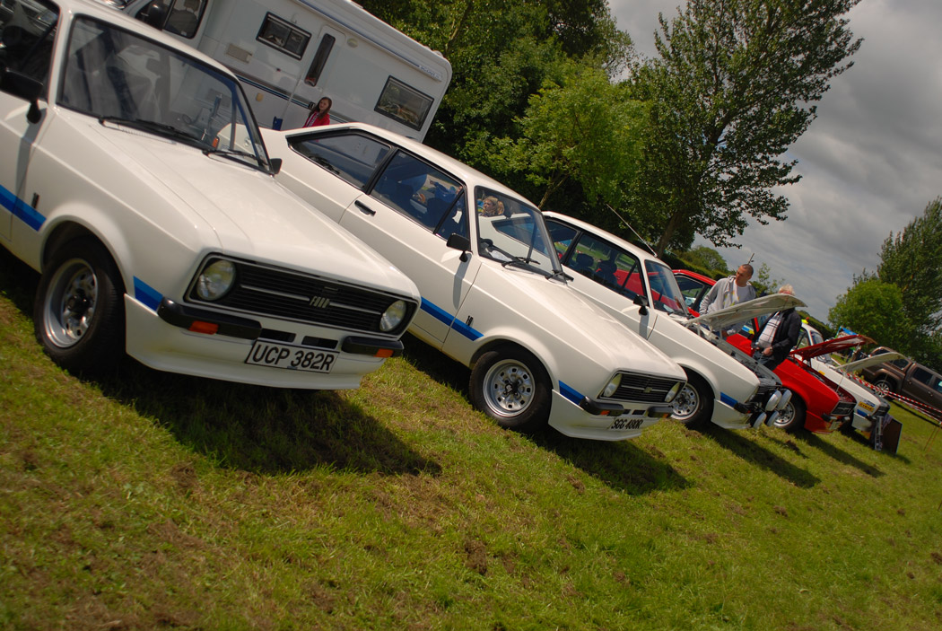 40 Years of the Mark 2 Escort RS1800 1975-2015