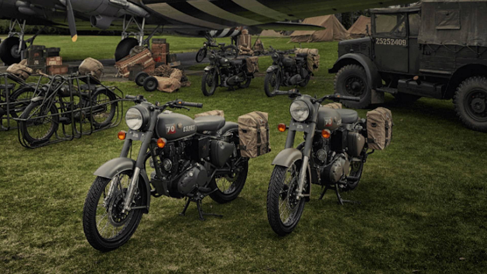 VE Day: The Flying Flea was Royal Enfield's secret weapon for the war