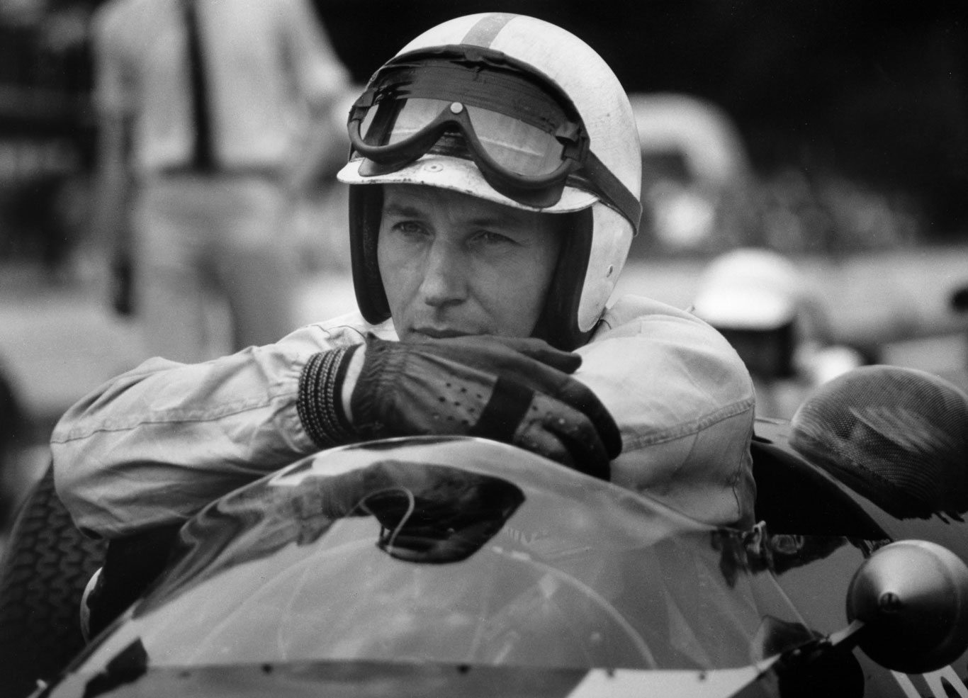 In Memory of John Surtees, 11 February 1934 – 10th March 2017