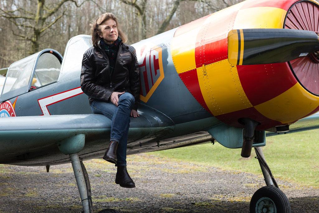 The Spirit of Adventure: Susie Whitcombe