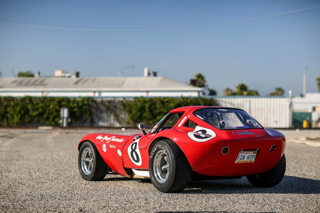 The Cheetah GT was so short it didn't need a driveshaft (Brandan Gillogy)