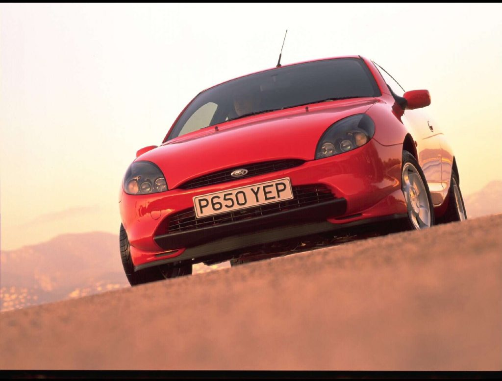 The Ford Puma is a modern classic that deserves to be cherished (Ford)