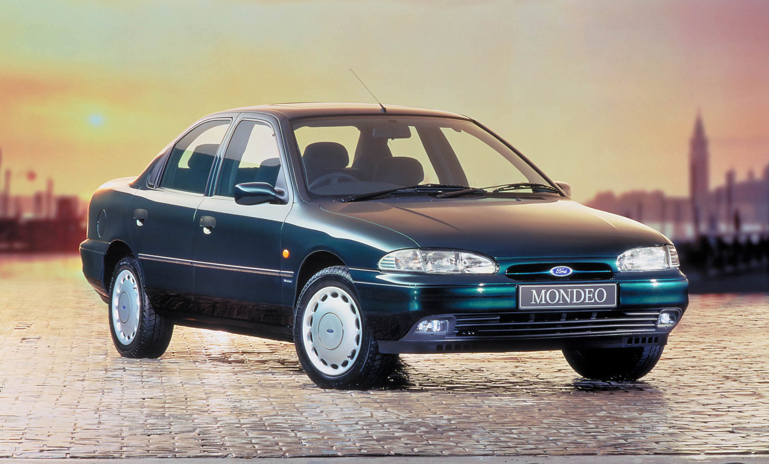 Unexceptional classic cars: Ford Mondeo