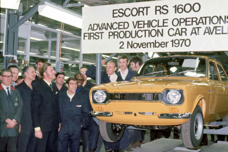 Ford AVO: Essex High-Performance