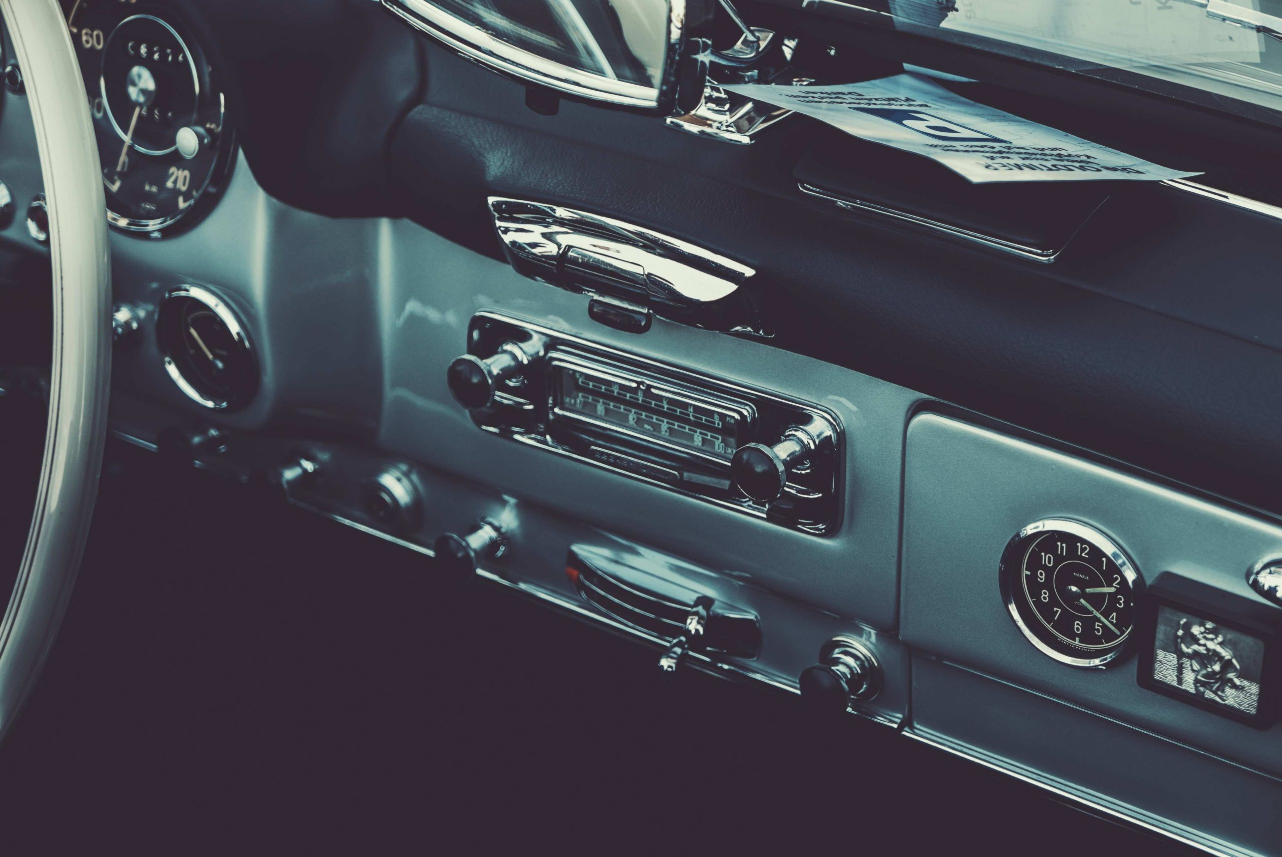 Great inventions: the car radio