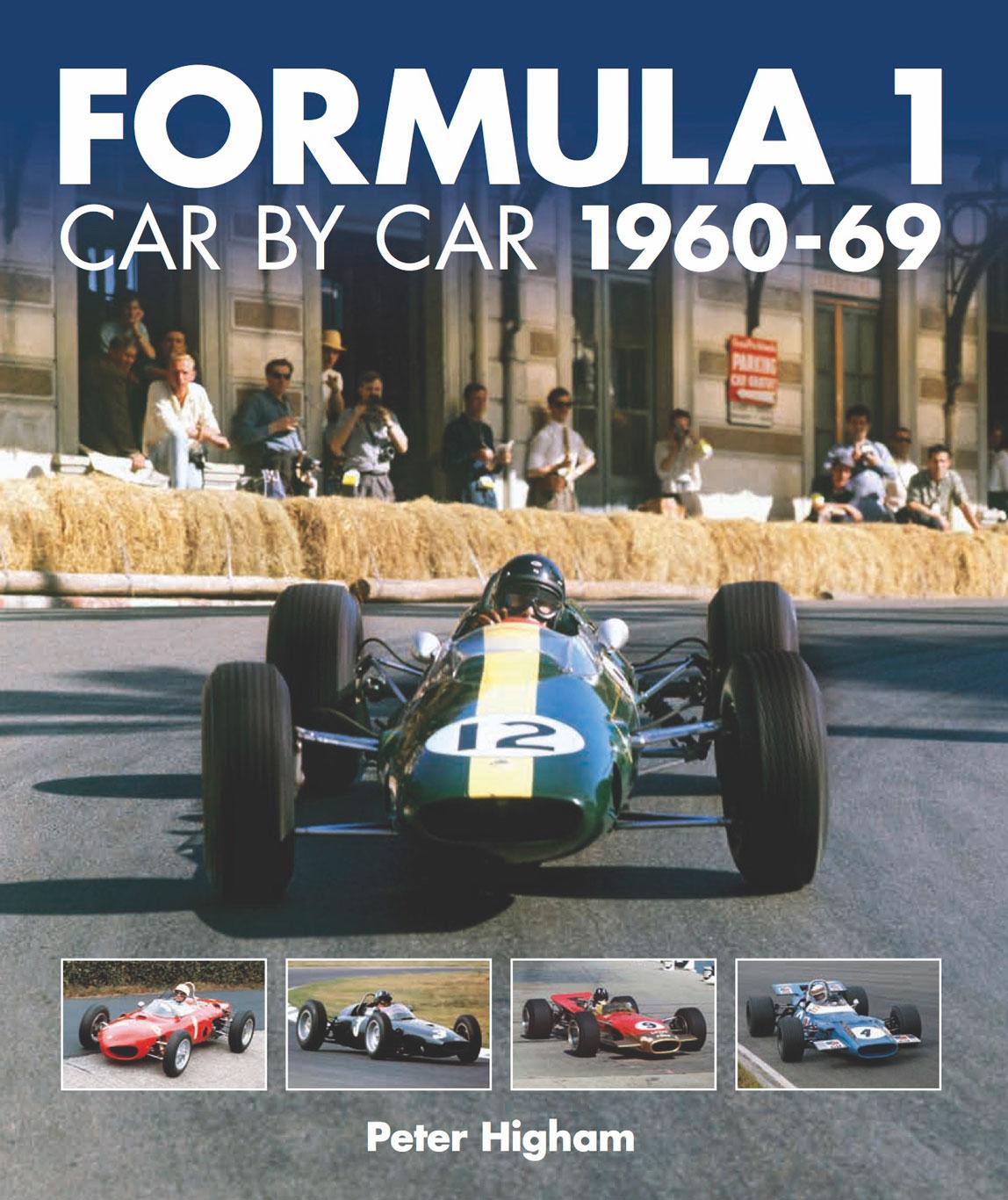 Formula One: Car by Car 1960 -1969