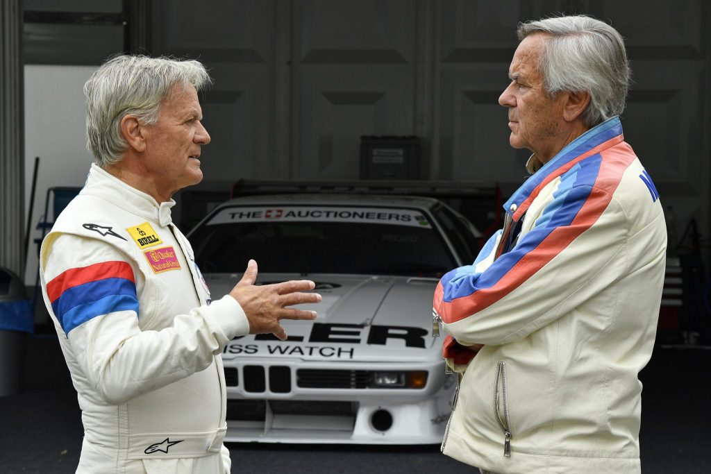 The story of the BMW M1 Procar championship: James Mills interviews Marc Surer for Hagerty
