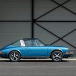 History of the Porsche 911 Targa