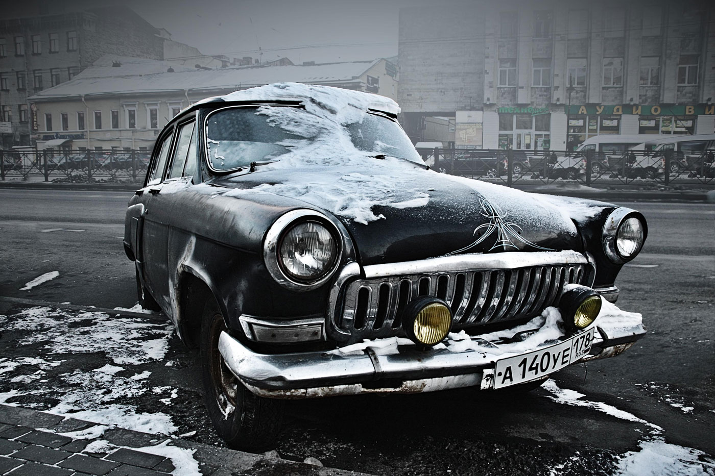 Winter wrap up for your Classic Car; courtesy of Holden Vintage and Classic