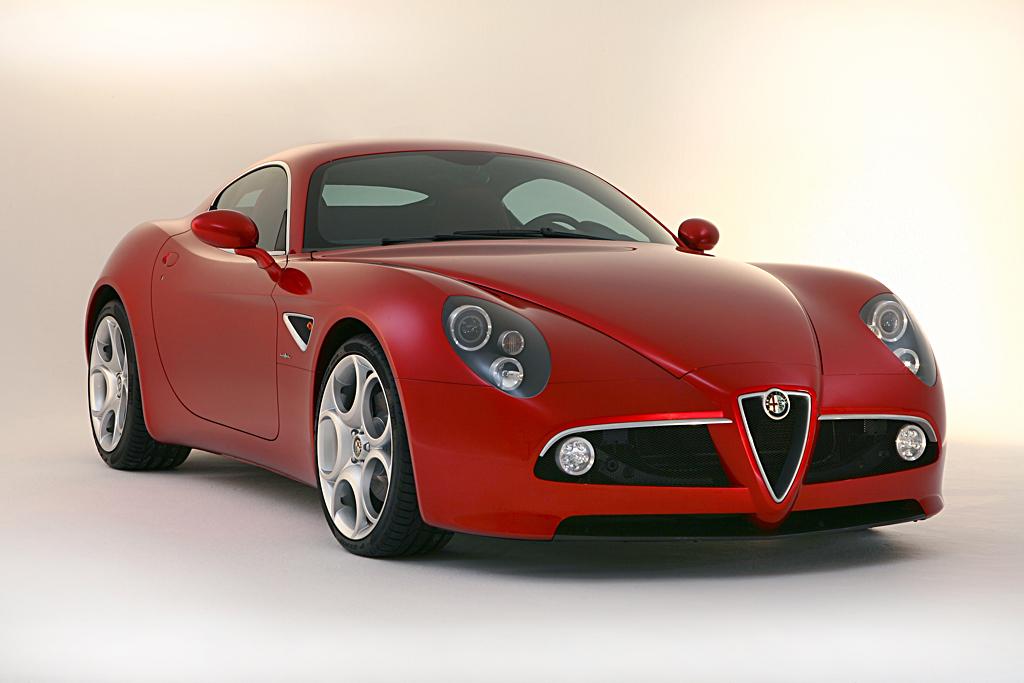 How Alfa Romeo got its mojo back with the 8C Competizione