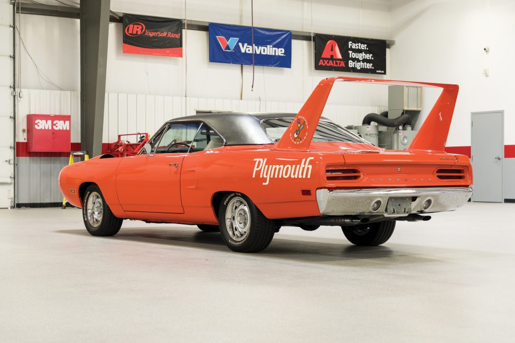 Plymouth Roadrunner Superbird_10 cars with cool graphics_Hagerty