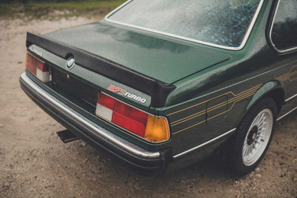 BMW Alpina B7 S Turbo_10 cars with cool graphics_Hagerty