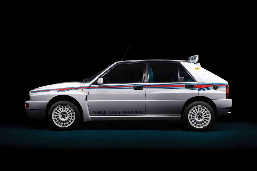 Lancia Delta HF Integrale Evolution Martini_10 cars with cool graphics_Hagerty
