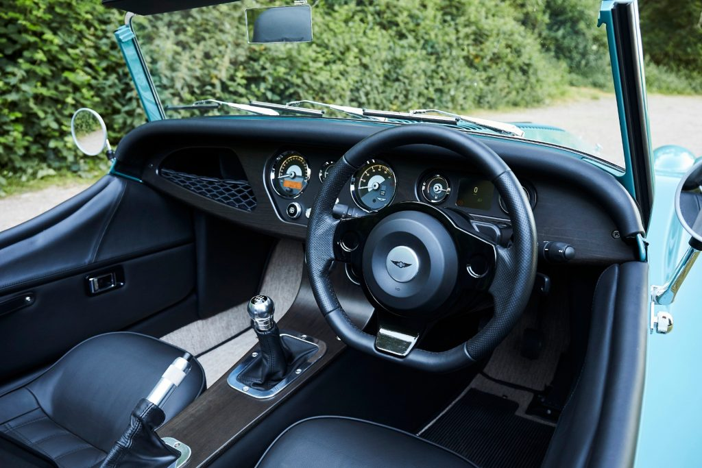 70 years in the making: Driving the new Morgan Plus Four_Hagerty_Ben Barry_2